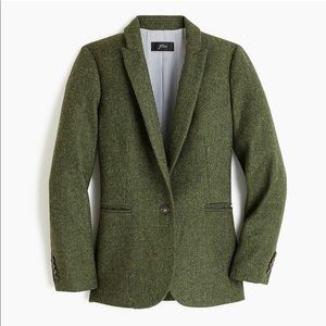 Jcrew Park blazer green